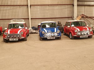 Picture of 1998 Mini Cooper Sportspack - Selection of 3 For Sale