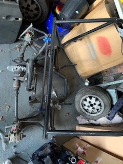 1970 mini with hayabusa engine For Sale (picture 6 of 6)