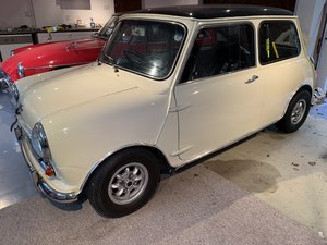 Picture of 1969 Mini Cooper S prepared for Classic Rallying.
