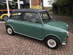 Picture of 1965 AUSTIN MINI Mk1 SUPER DELUXE CRAYFORD CONVERTIBLE