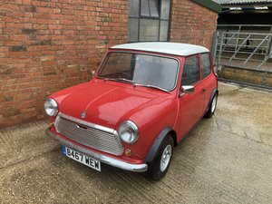 Picture of 1984 Austin Mini 1000 City E