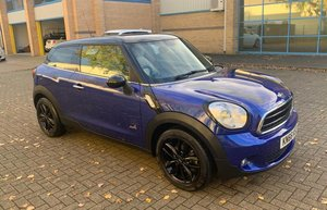 Picture of Mini Paceman Cooper All4 2016 (66) 18,500 Miles