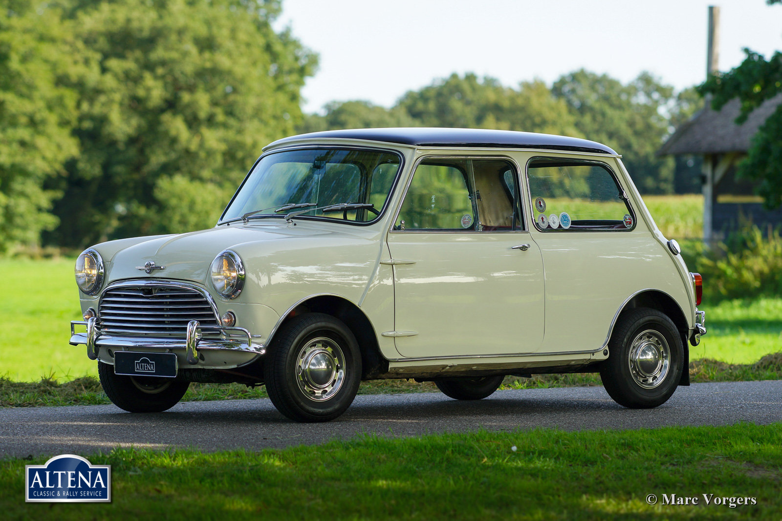 Mini/Morris Cooper 997 CC, 1962 For Sale (picture 1 of 6)