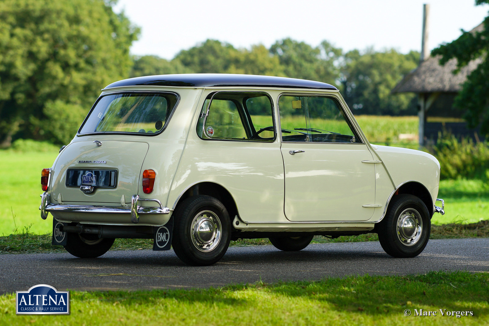 Mini/Morris Cooper 997 CC, 1962 For Sale (picture 4 of 6)