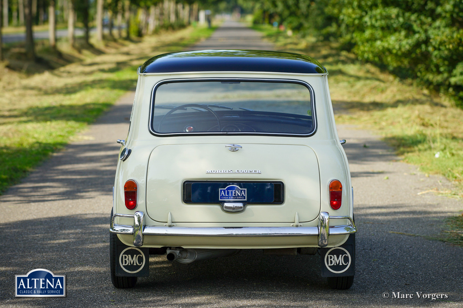 Mini/Morris Cooper 997 CC, 1962 For Sale (picture 5 of 6)