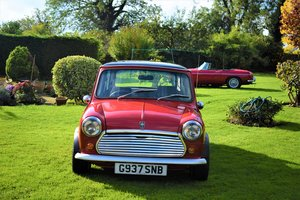 Picture of 1989 MINI CIY E - 1275 COOPER ENGINE, WIDE WHEELS, LOVELY! SOLD