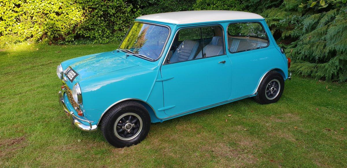 1964 1071 Morris Mini Cooper S For Sale (picture 1 of 6)