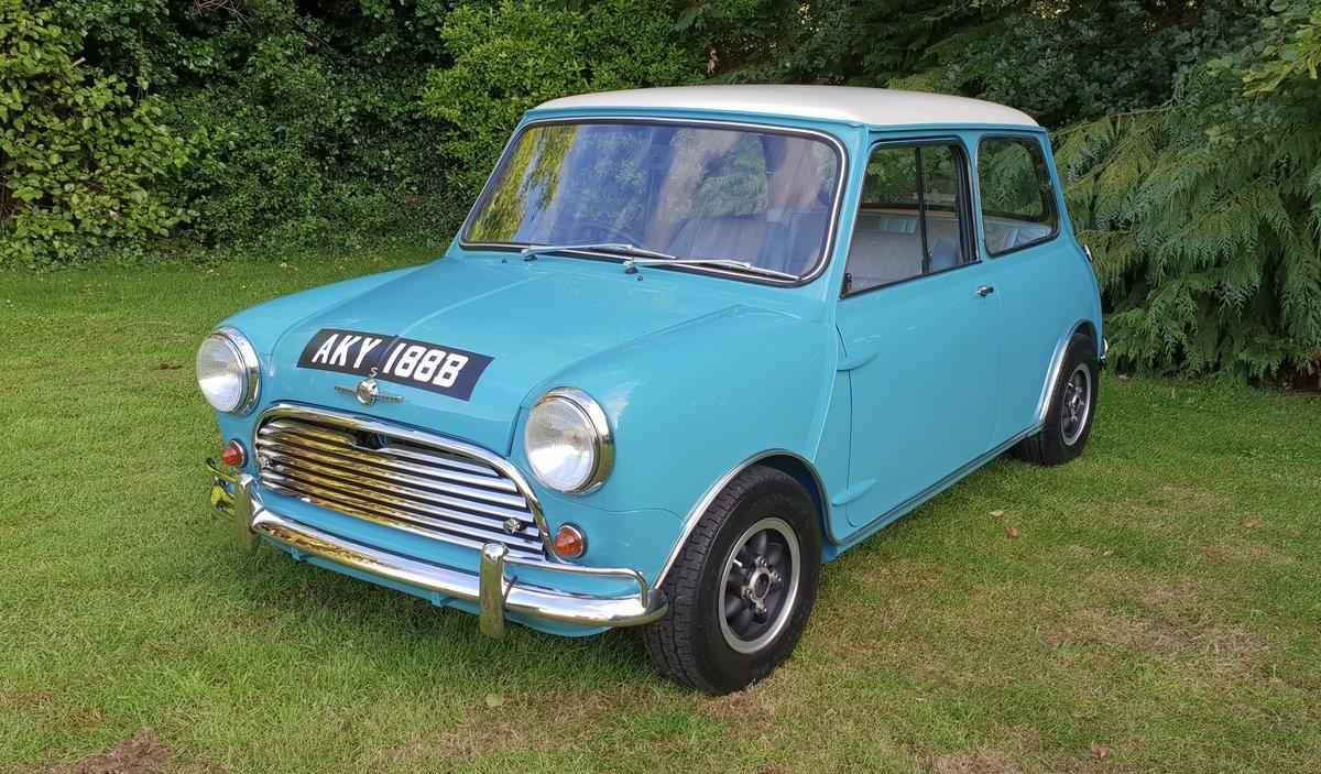 1964 1071 Morris Mini Cooper S For Sale (picture 2 of 6)