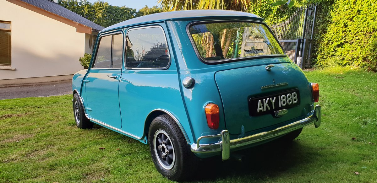 1964 1071 Morris Mini Cooper S For Sale (picture 3 of 6)
