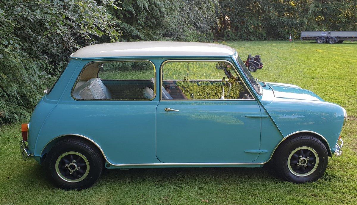 1964 1071 Morris Mini Cooper S For Sale (picture 4 of 6)