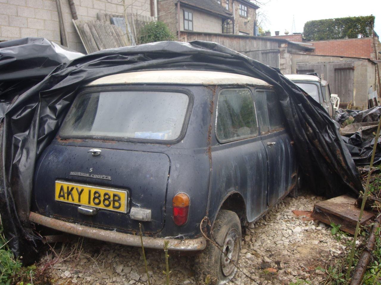 1964 1071 Morris Mini Cooper S For Sale (picture 6 of 6)