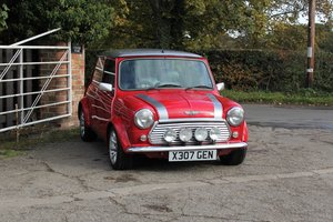 Rover Mini Cooper Sport, Recently toured Europe