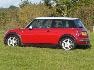 Picture of 2002 Mini Cooper Mk1 Superb Original Condition FSH A/C & Leather