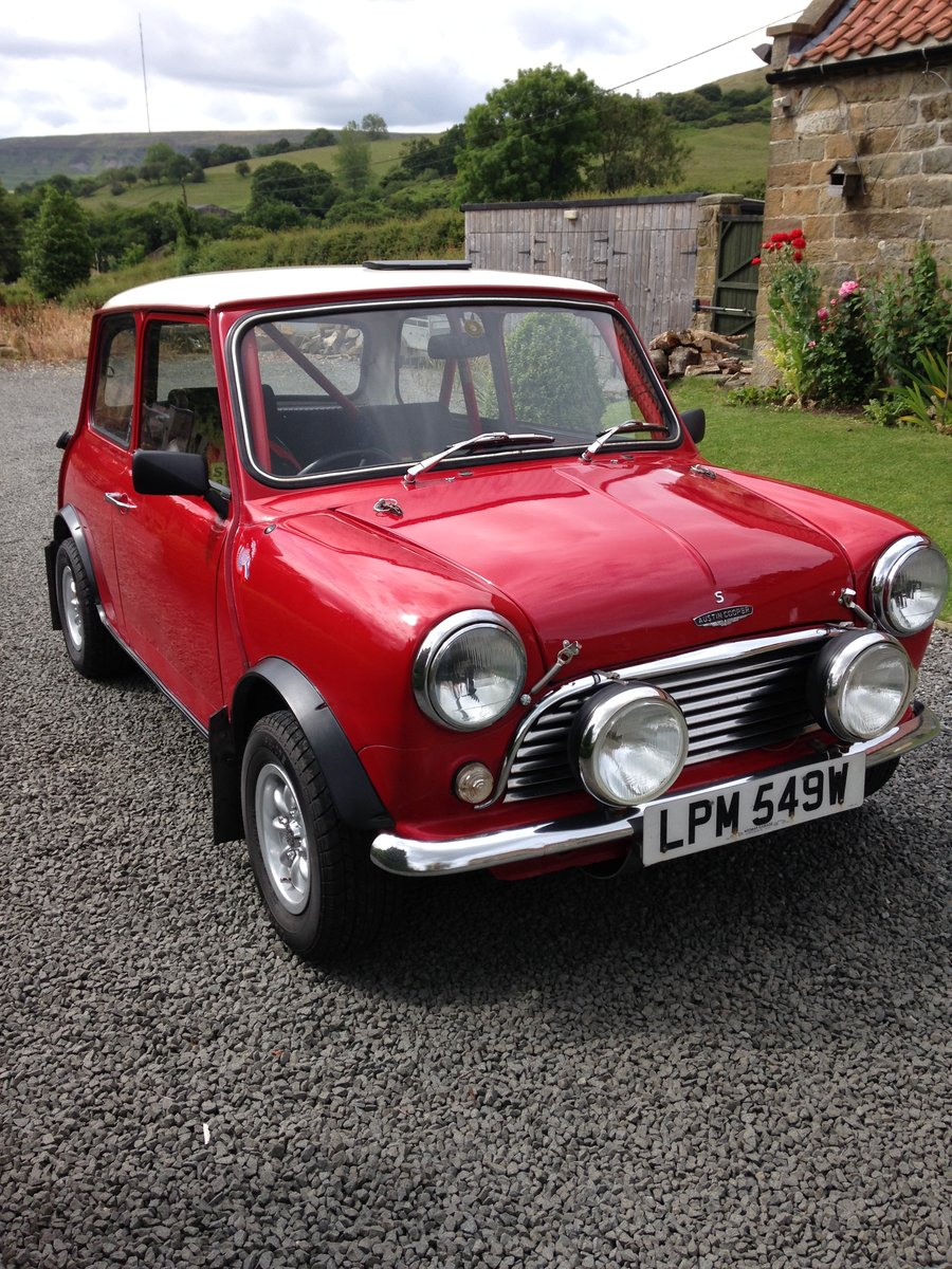 Mini Road / Rally 1293cc : ==== DEPOSIT ACCEPTED ====