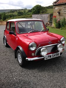 Mini Road / Rally 1293cc