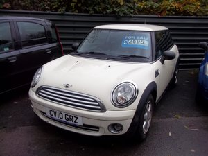 Picture of 2010  Mini One 1.4