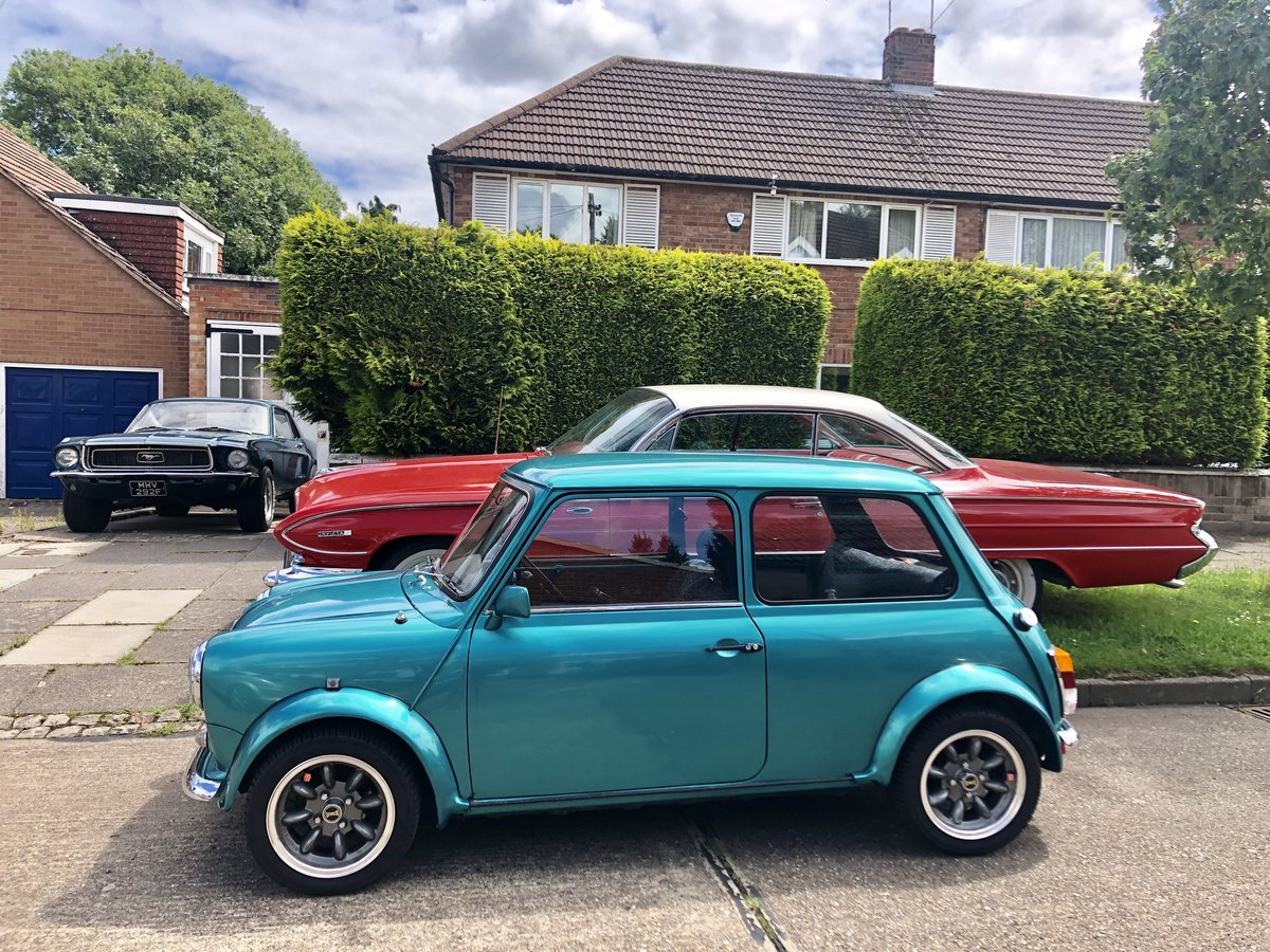 1991 Mini Rio 1275 For Sale (picture 4 of 4)
