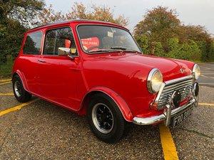 1968 Austin Mini Cooper MK2 1000cc. Stunning example