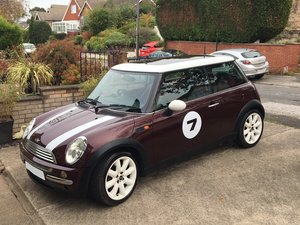 Immaculate low mileage FSH High Specification MINI