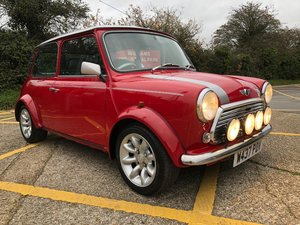 Picture of 2000 Rover Mini Cooper Sport. Solar Red. 67k. Stunning.
