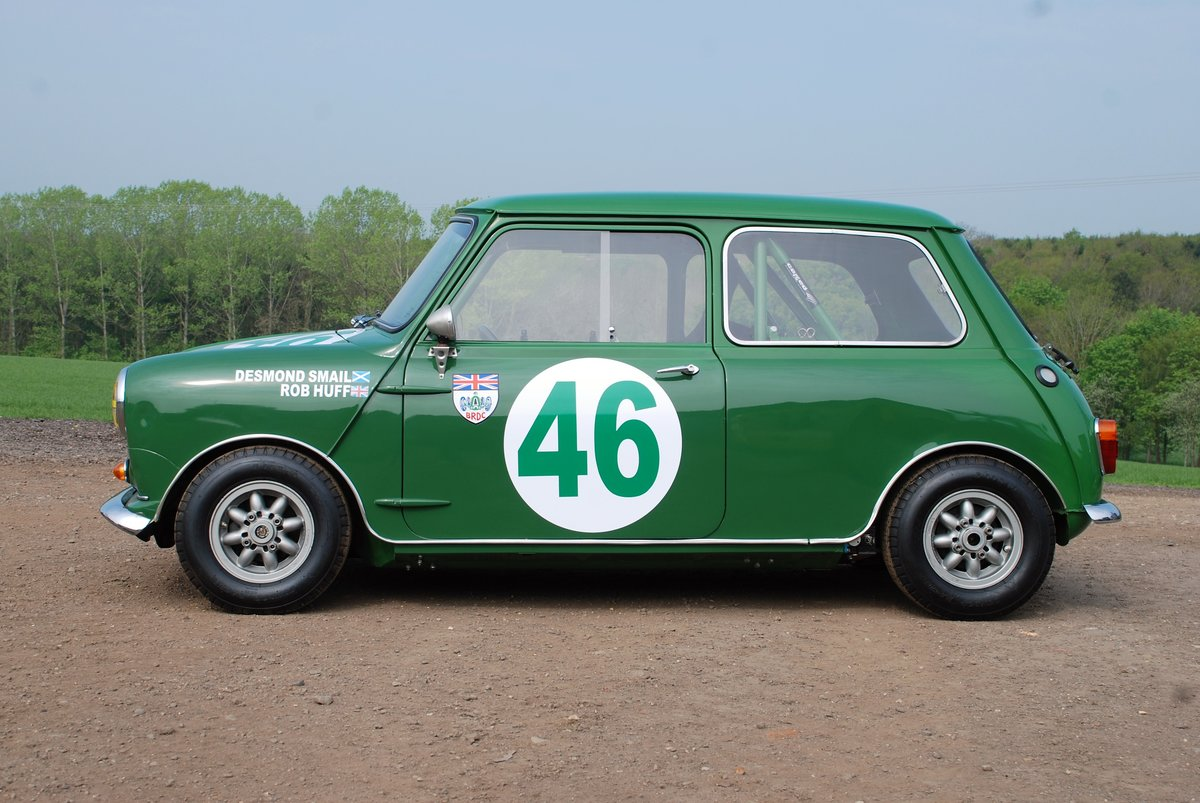 1964 Morris Mini Cooper S Race Car For Sale (picture 2 of 6)