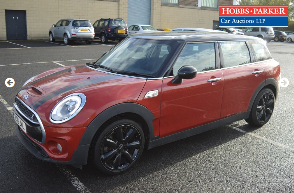2016 Mini Clubman Cooper SD 37,645 Miles for auction 25th For Sale by Auction (picture 4 of 6)
