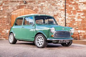 Picture of 1970 A stunning, original Cooper S in Almond Green