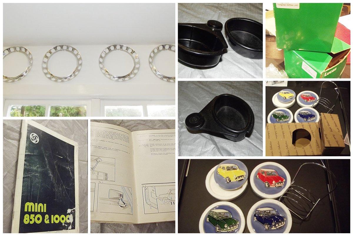 0000 MINI AND METRO MEMORABILIA FOR SALE - OFFERS For Sale (picture 4 of 6)
