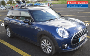 2018 Mini Clubman - 11,726 Miles - At auction 25th
