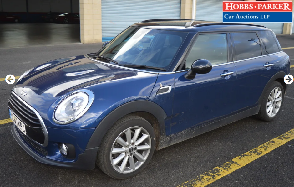 2018 Mini Clubman - 11,726 Miles - At auction 25th For Sale by Auction (picture 4 of 6)