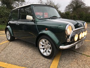 Picture of 1999 Rover Mini Cooper Sportspack. 1275. BRG. FSH Stunning For Sale