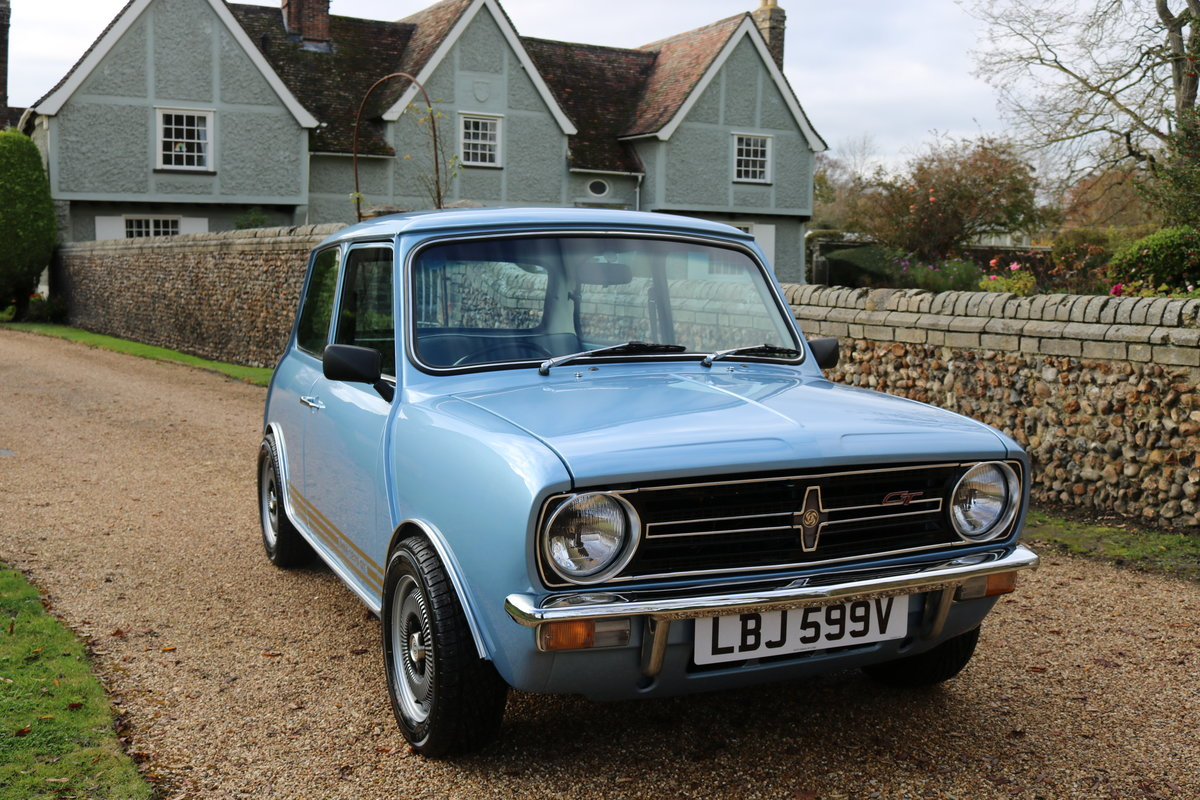 Austin Mini 1275 GT (1980) Leyland Special Tuning For Sale (picture 1 of 6)