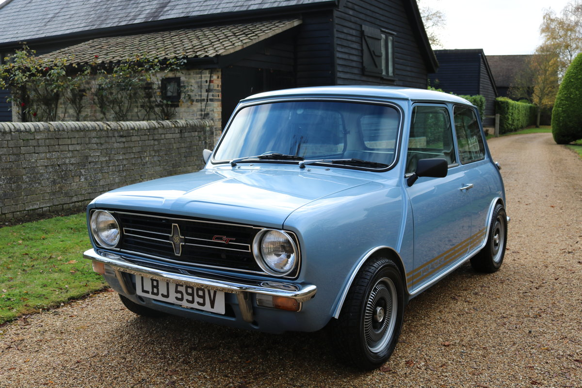 Austin Mini 1275 GT (1980) Leyland Special Tuning For Sale (picture 2 of 6)