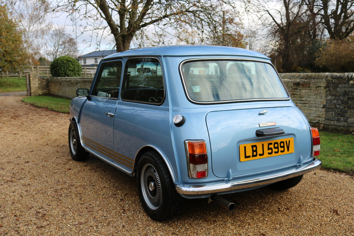 Austin Mini 1275 GT (1980) Leyland Special Tuning For Sale (picture 3 of 6)