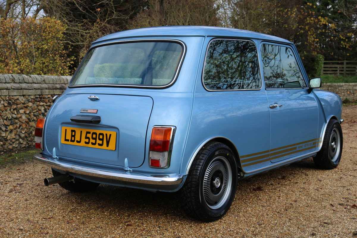 Austin Mini 1275 GT (1980) Leyland Special Tuning For Sale (picture 5 of 6)