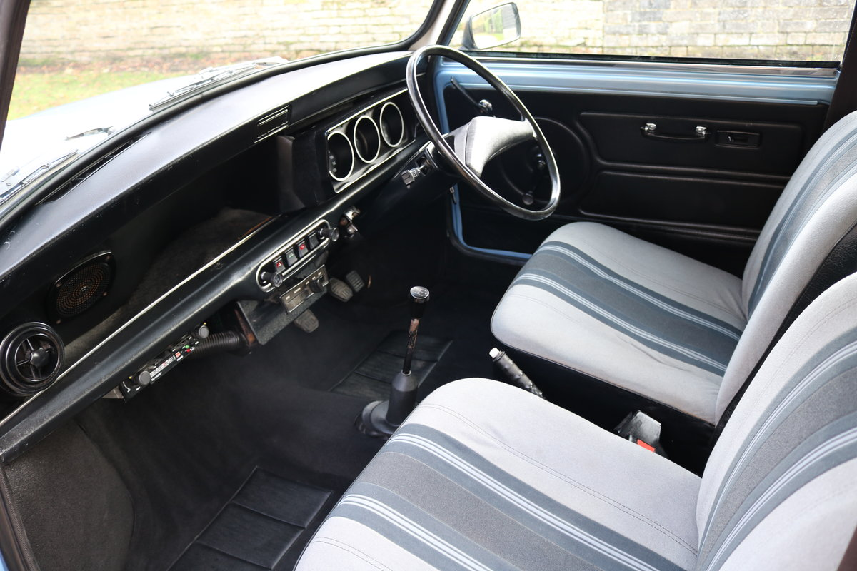 Austin Mini 1275 GT (1980) Leyland Special Tuning For Sale (picture 6 of 6)