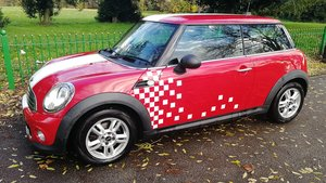 Mini one d, full history, one previous owner