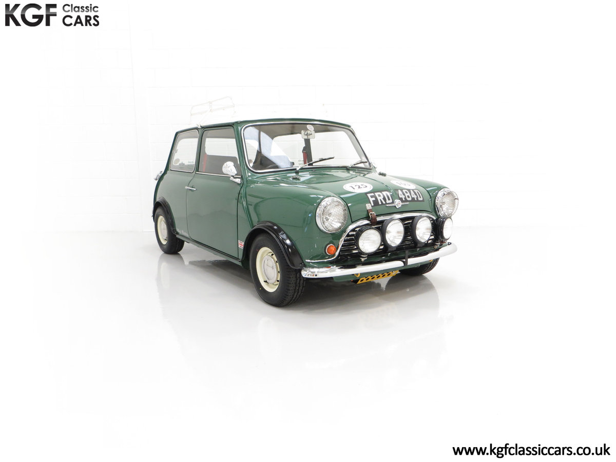 1966 An Outstanding Morris Mini Cooper S Recreation SOLD (picture 1 of 24)