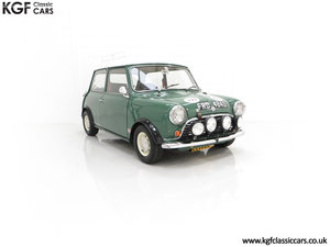 An Outstanding Morris Mini Cooper S Recreation