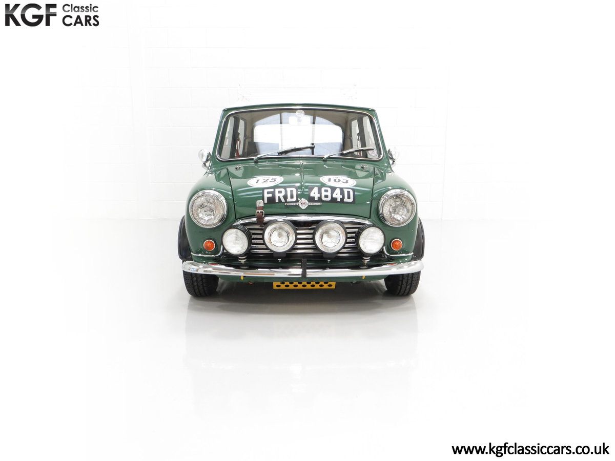 1966 An Outstanding Morris Mini Cooper S Recreation SOLD (picture 3 of 24)