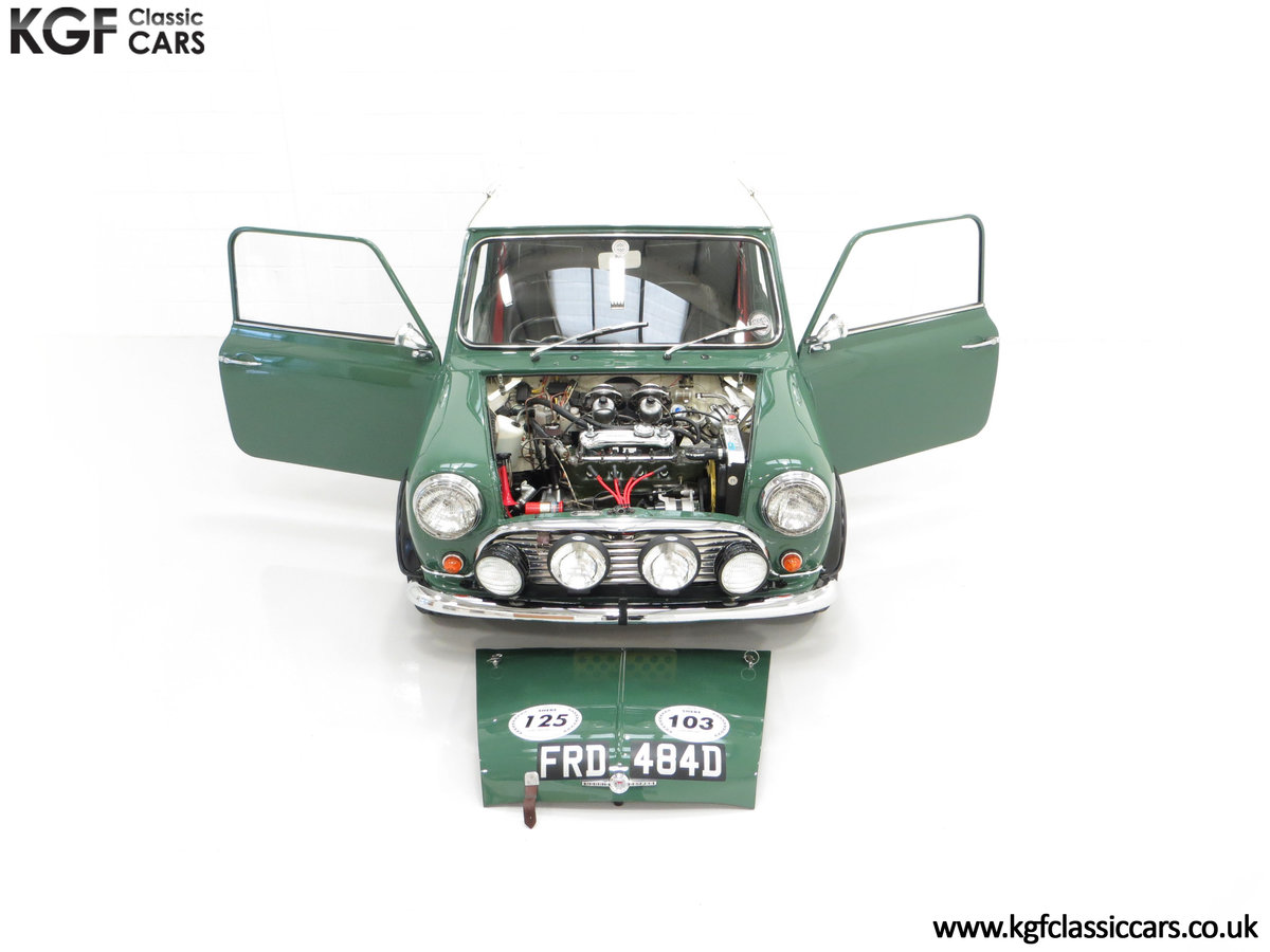 1966 An Outstanding Morris Mini Cooper S Recreation SOLD (picture 4 of 24)