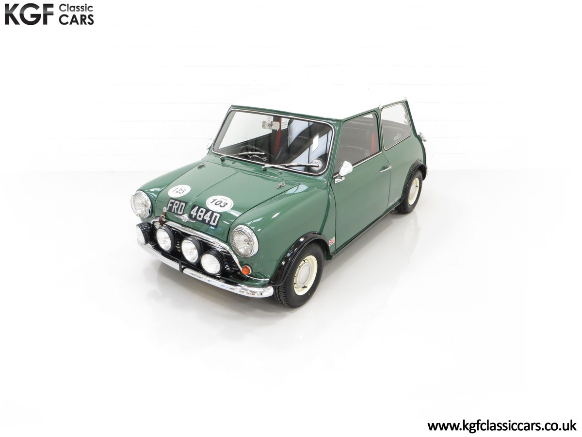 1966 An Outstanding Morris Mini Cooper S Recreation SOLD (picture 5 of 24)