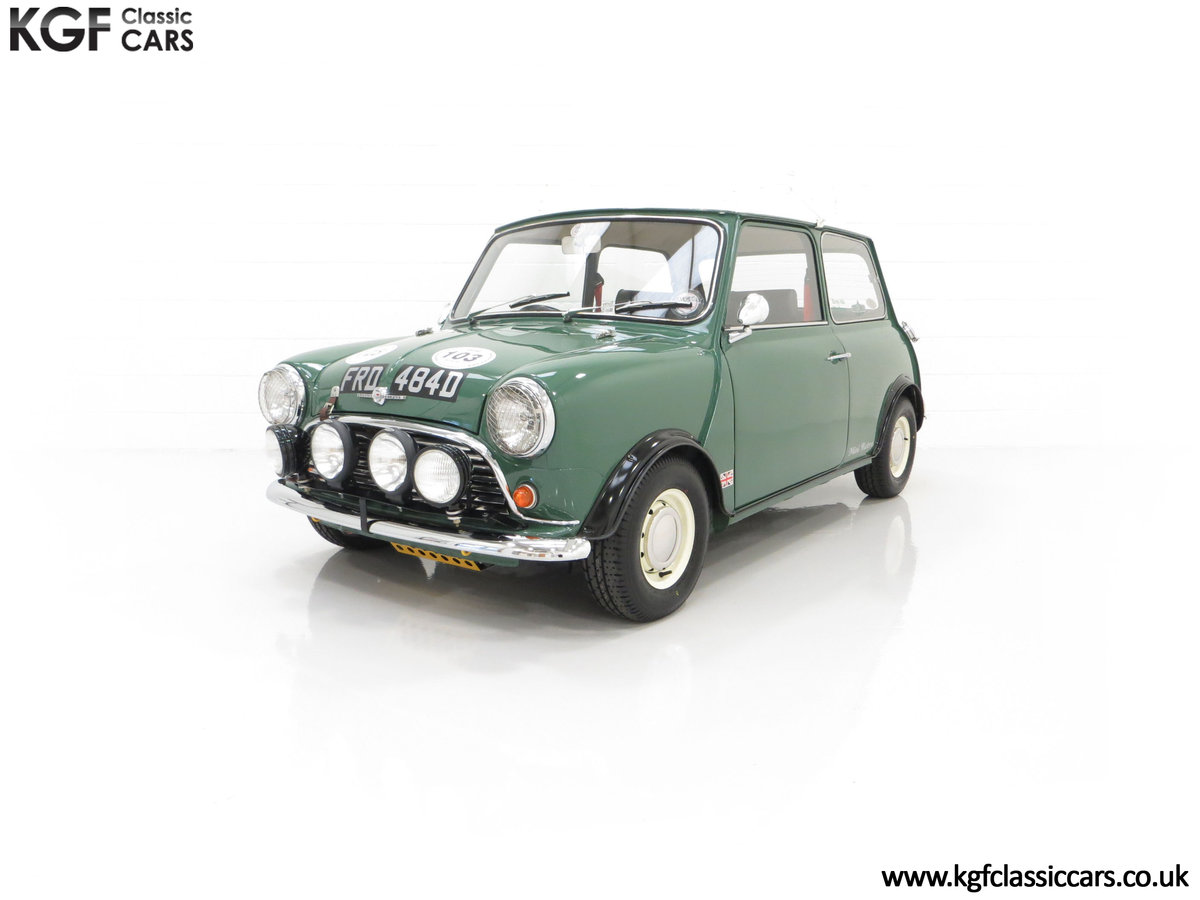 1966 An Outstanding Morris Mini Cooper S Recreation SOLD (picture 6 of 24)