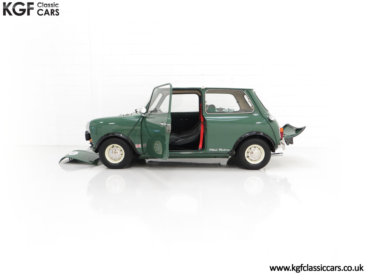 1966 An Outstanding Morris Mini Cooper S Recreation SOLD (picture 7 of 24)