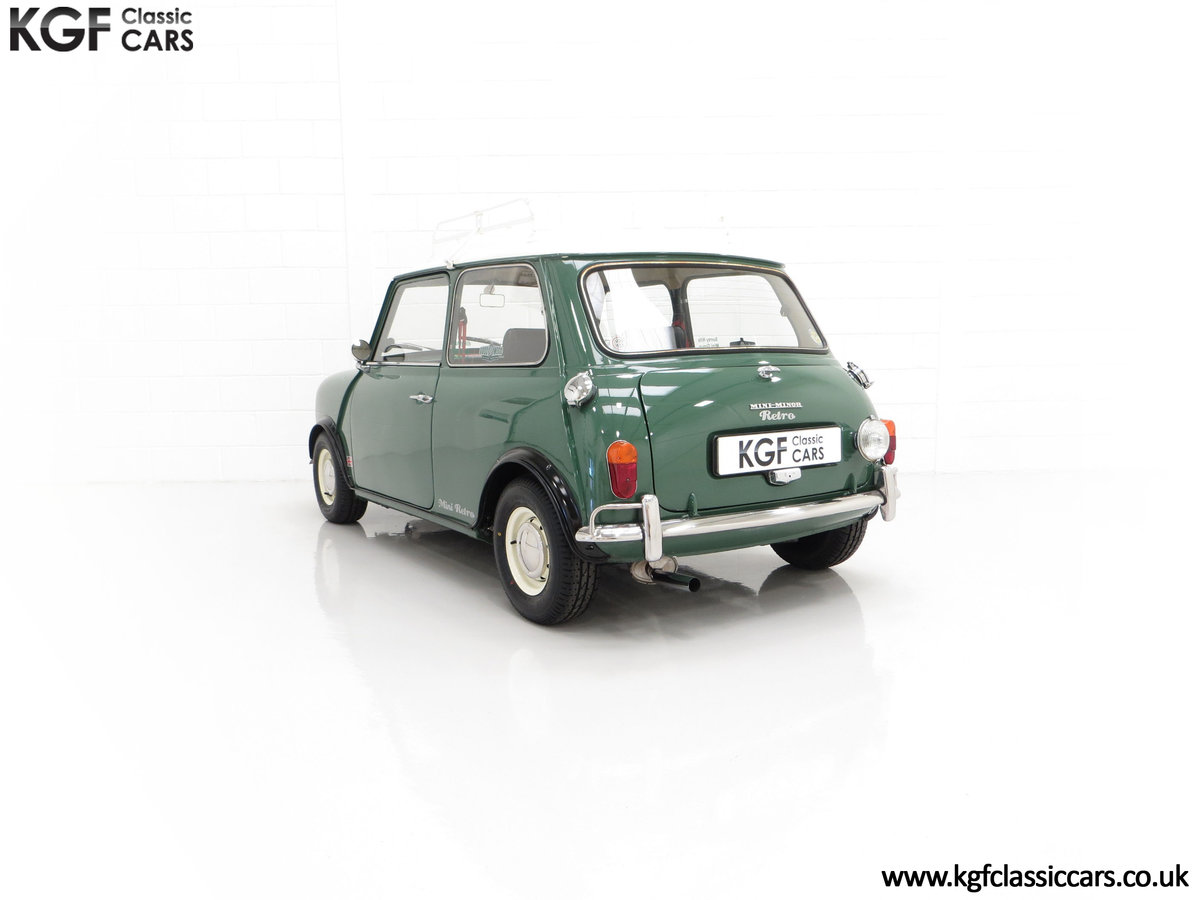 1966 An Outstanding Morris Mini Cooper S Recreation SOLD (picture 8 of 24)