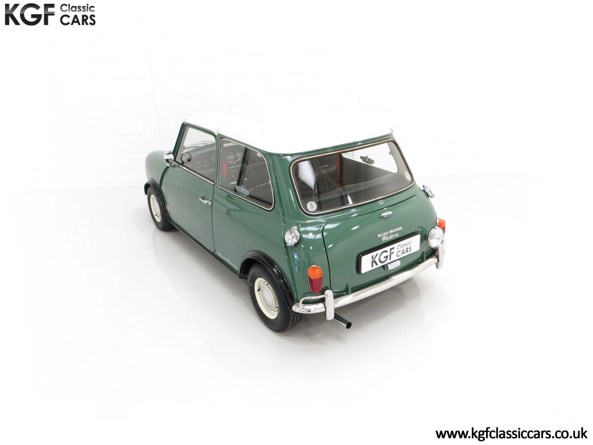 1966 An Outstanding Morris Mini Cooper S Recreation SOLD (picture 9 of 24)