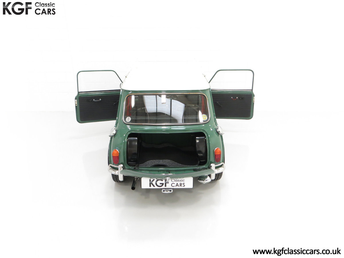 1966 An Outstanding Morris Mini Cooper S Recreation SOLD (picture 11 of 24)