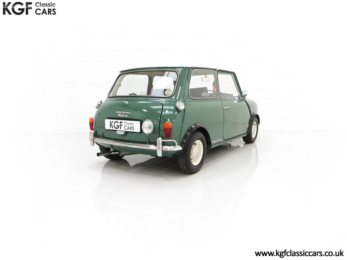 1966 An Outstanding Morris Mini Cooper S Recreation SOLD (picture 13 of 24)