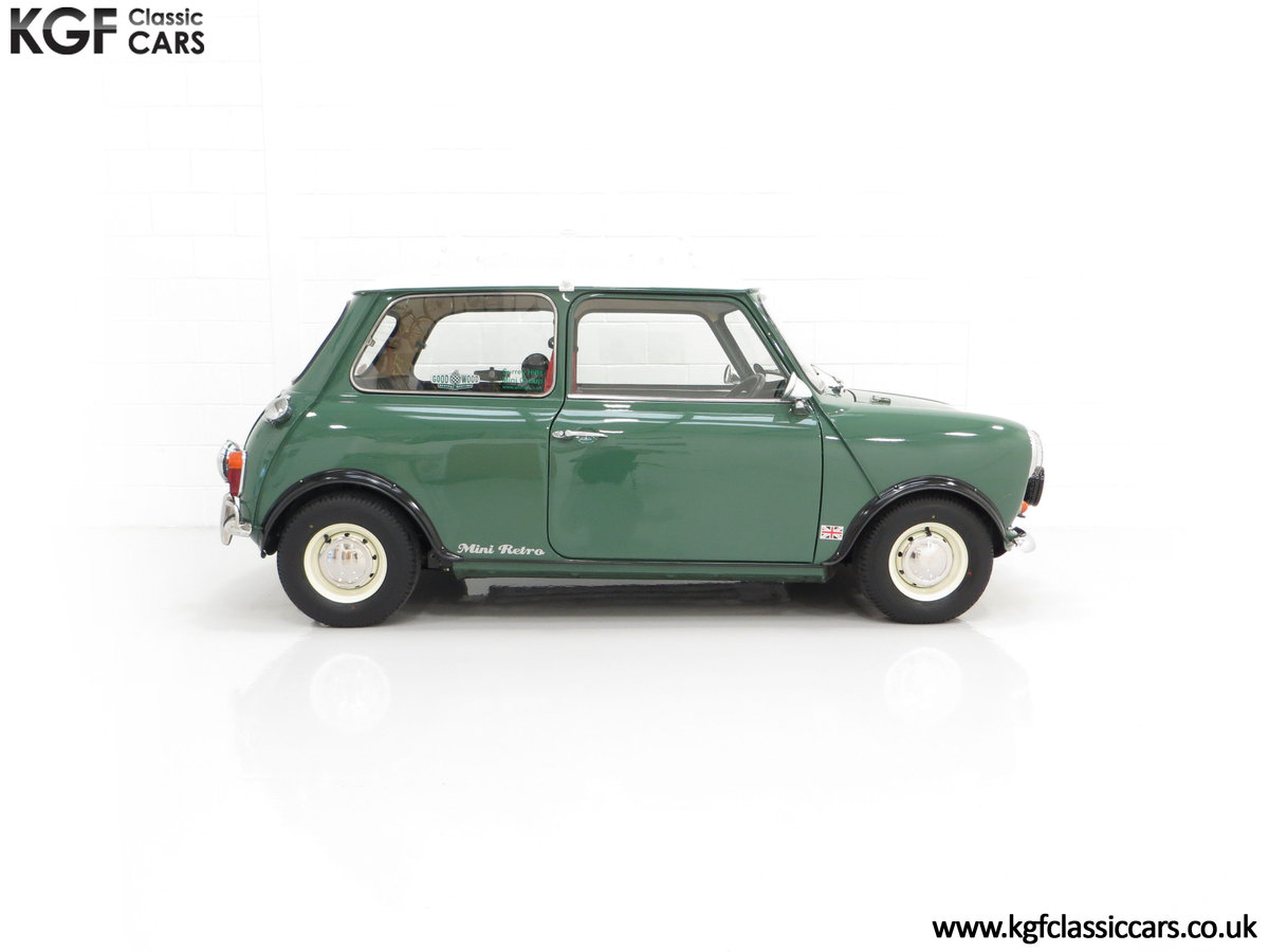 1966 An Outstanding Morris Mini Cooper S Recreation SOLD (picture 14 of 24)