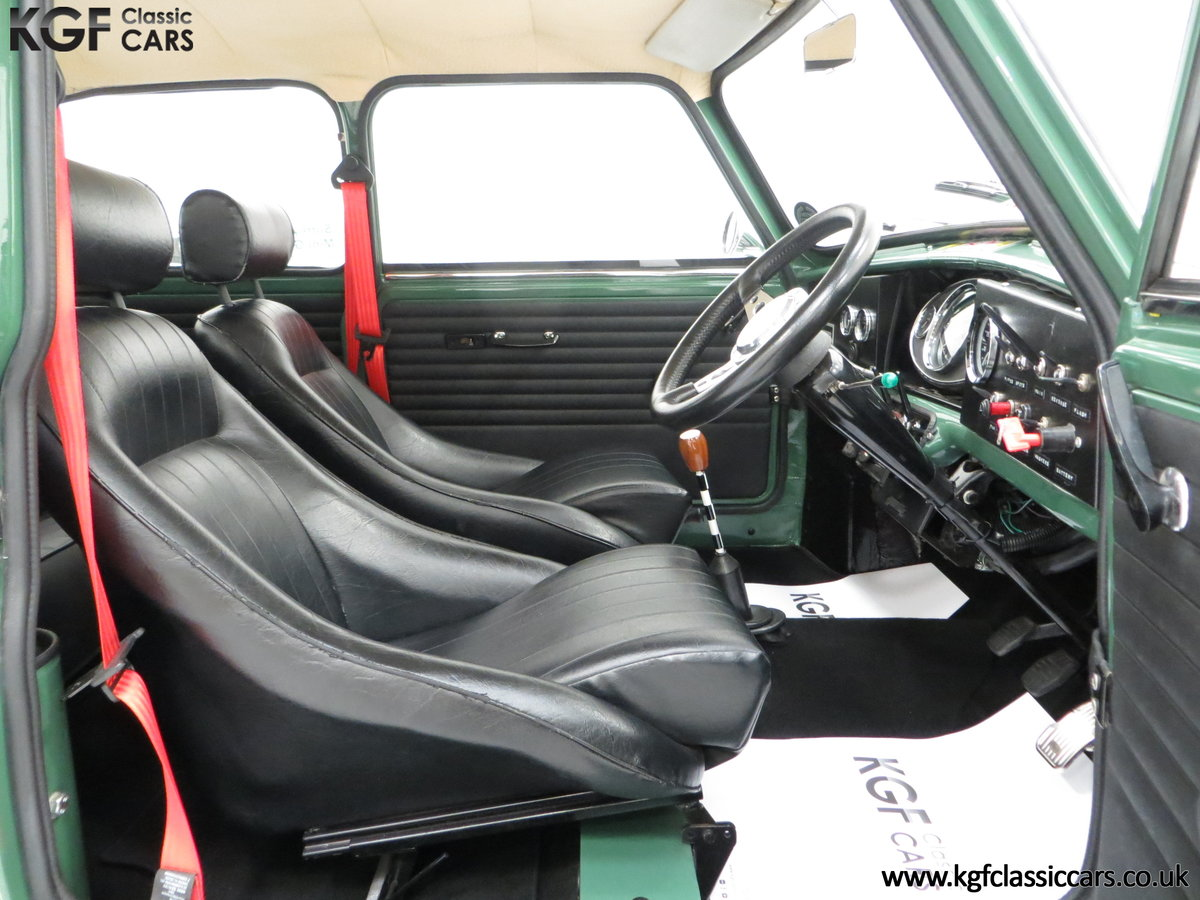 1966 An Outstanding Morris Mini Cooper S Recreation SOLD (picture 18 of 24)